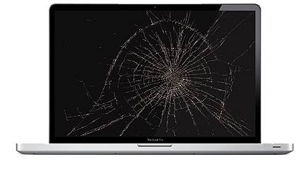 Macbookpro Cracked Screen